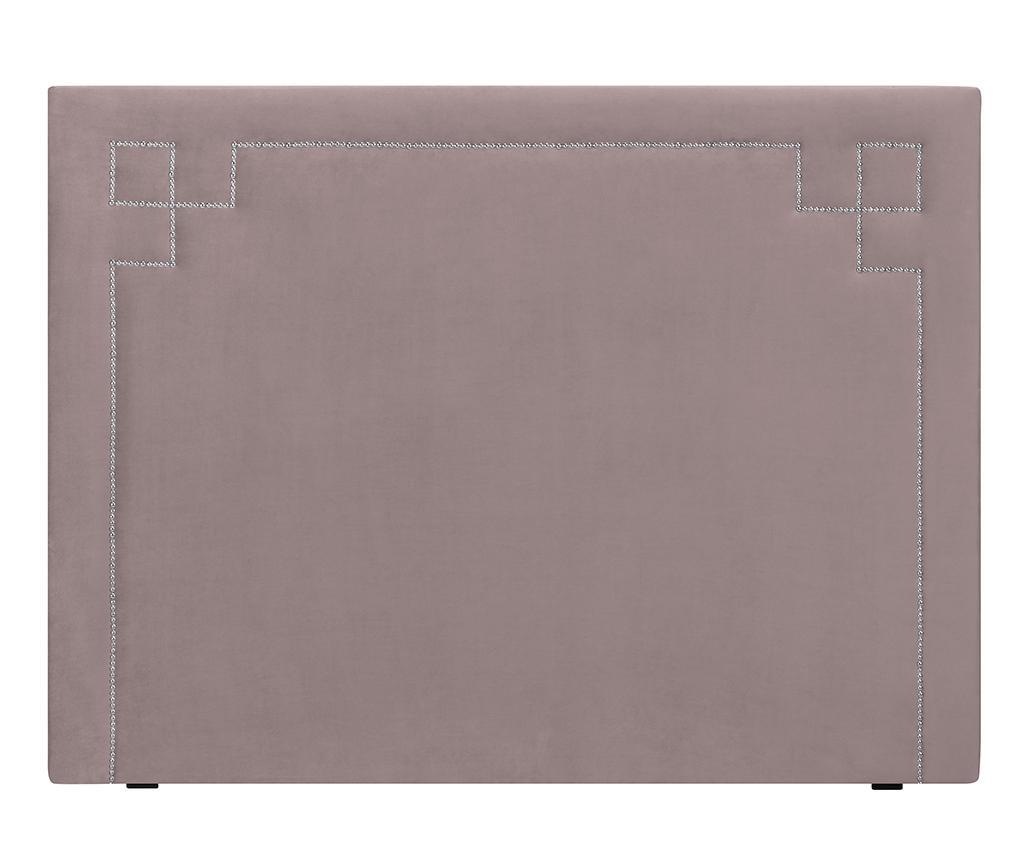 Tablie de pat Nicholas Lavander Silver Pins 120x160 cm