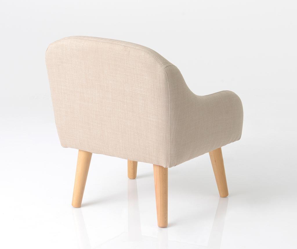 Hanz Taupe Gyerek fotel