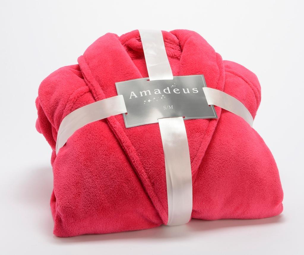 Ženski kupaonski ogrtač Peignoir Fuchsia M – L