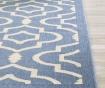 Covor Mykonos Blue Beige 160x230 cm