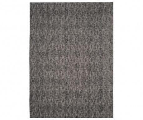 Biarritz Black Szőnyeg 78x152 cm