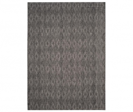 Koberec Biarritz Black 78x152 cm
