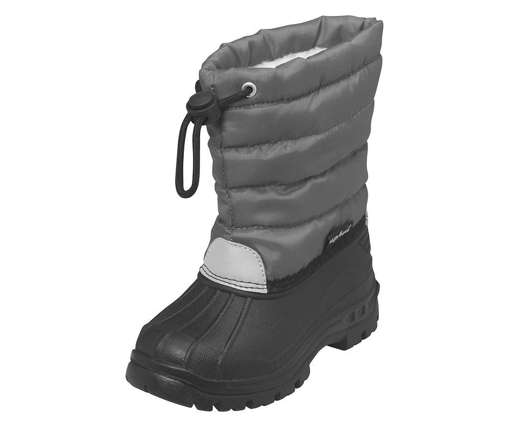 Otroški škornji Winter Grey 26-27