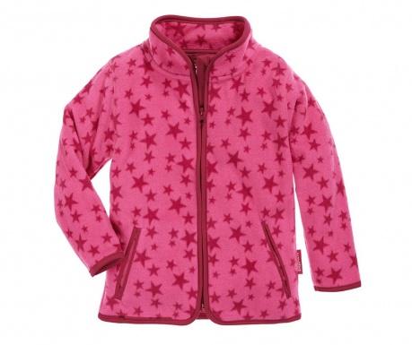 Jacheta copii Star Pink 5 ani