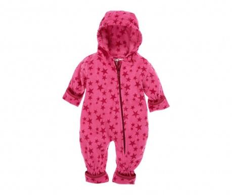 Dětský overal Stars Pink