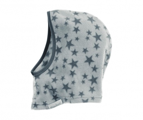 Otroška podkapa Stars Grey