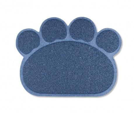 Predpražnik Dog Footprint Blue 45x60 cm