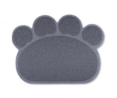 Predpražnik Dog Footprint Grey 45x60 cm