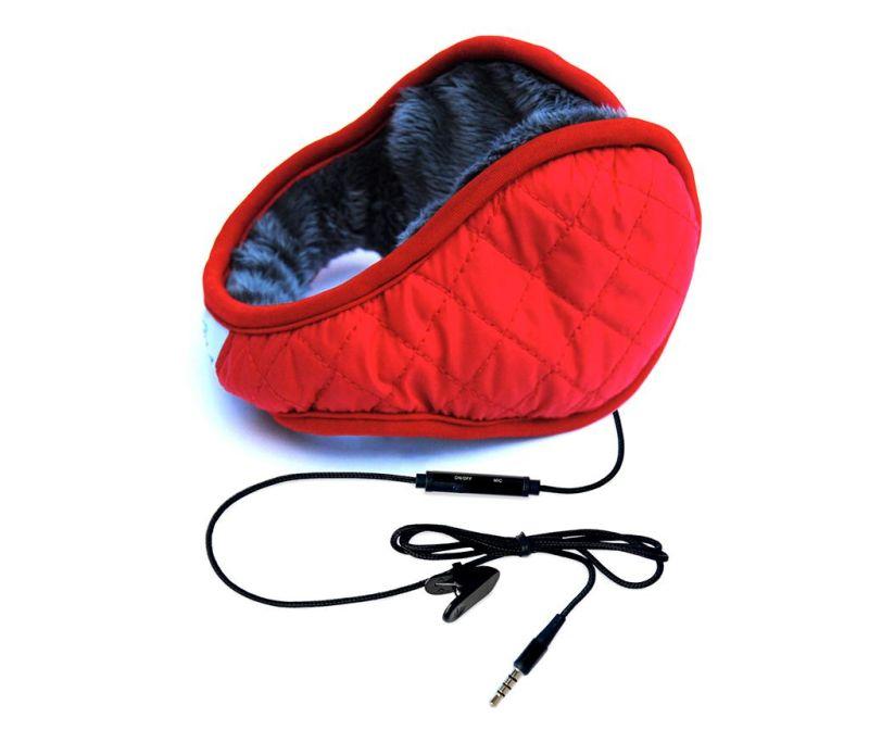 Slušalice hi-Ear Cozy Red