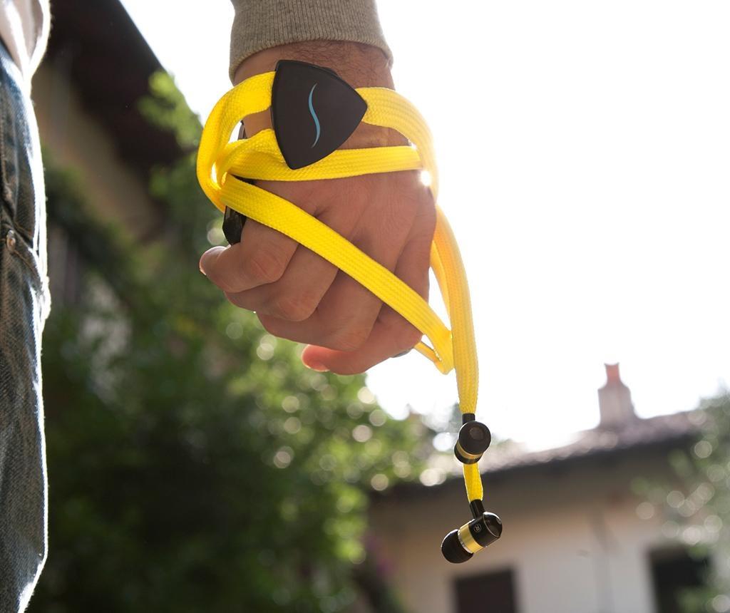 Slušalke hi-String Yellow