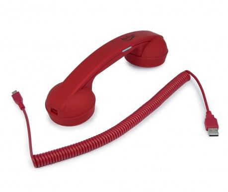 hi-Ring Bluetooth Red Telefonkagyló
