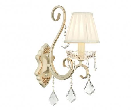 Penelope Cream Gold Fali lámpa