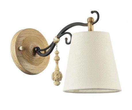Piers Oak  Antique Fali lámpa