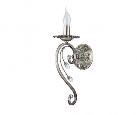 William Bronze Fali lámpa