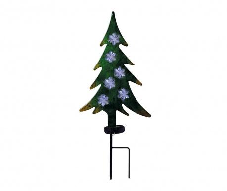 Decorated Tree Napelemes lámpa