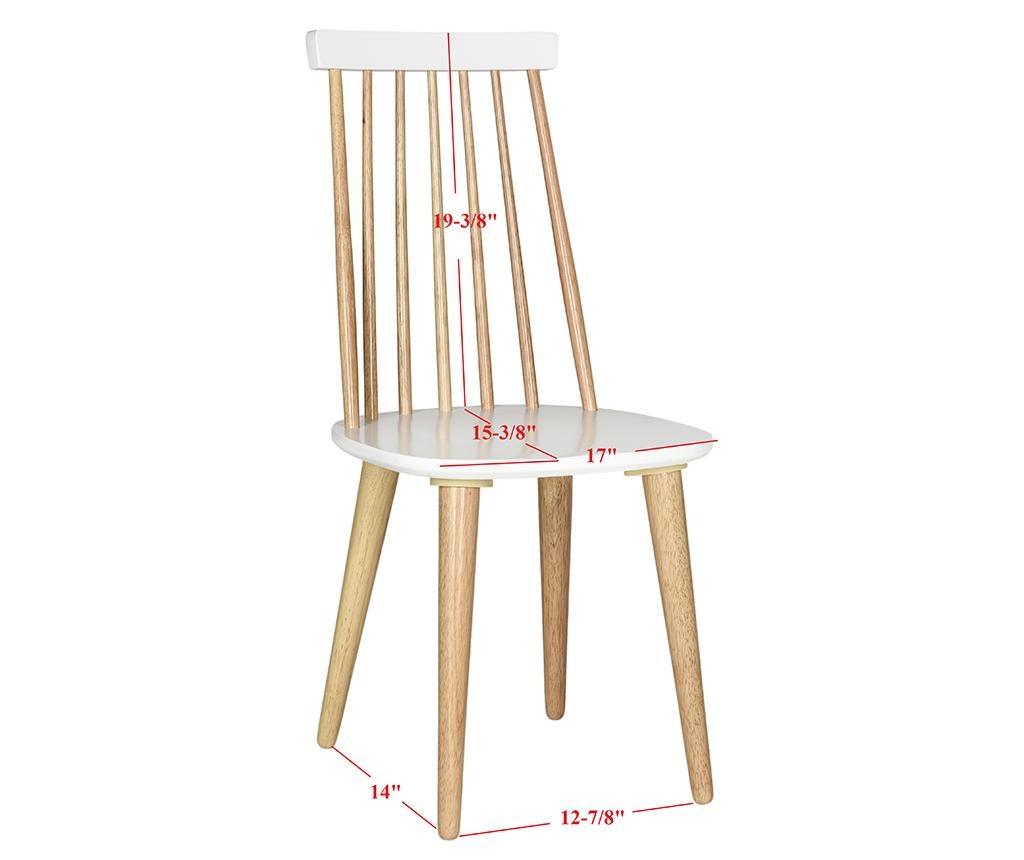 Sada 2 židlí Jerry White