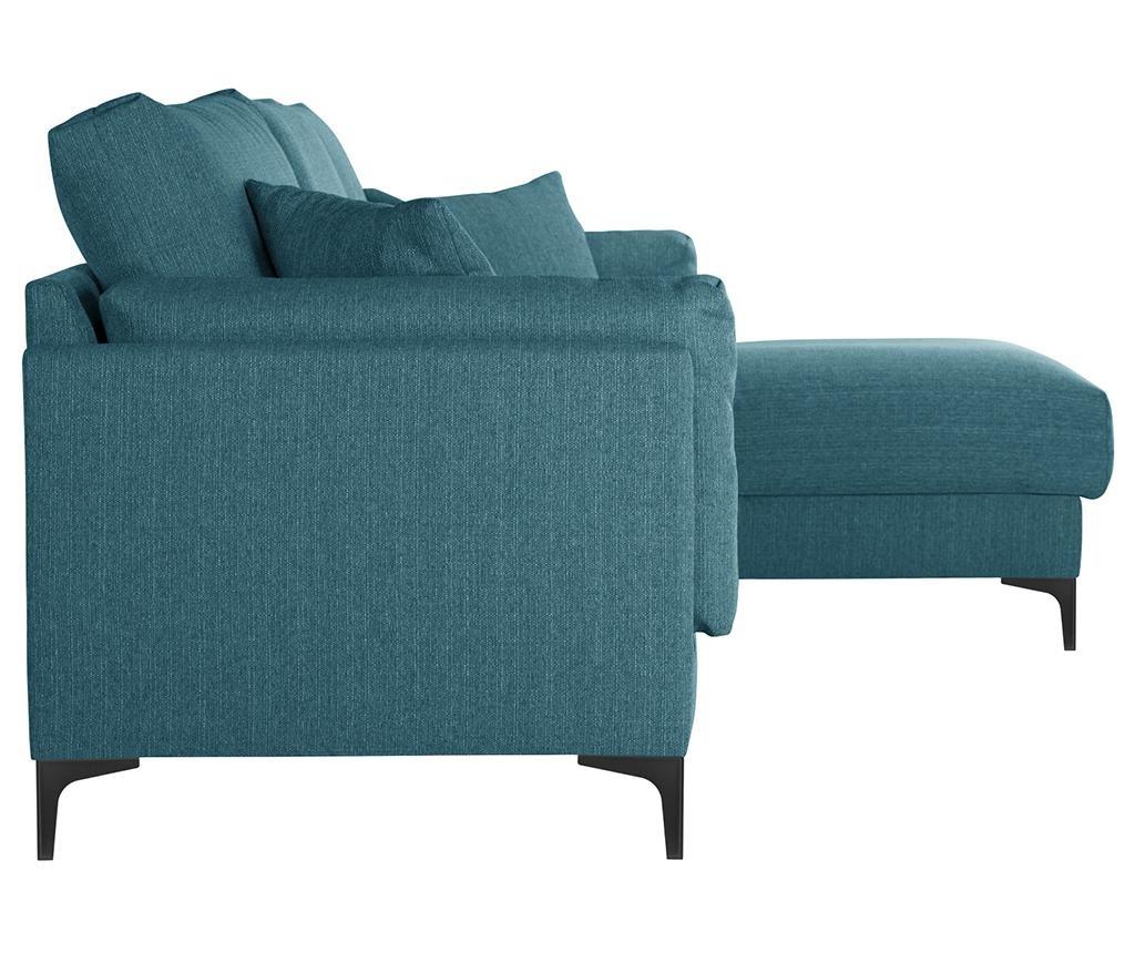 Coltar dreapta Desire Turquoise