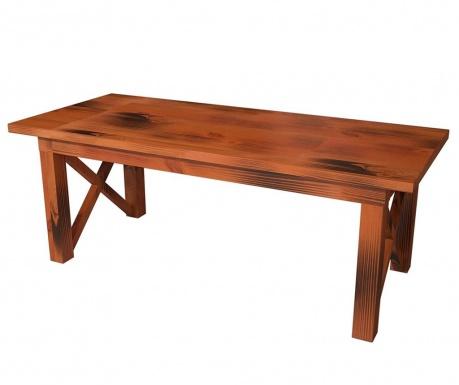 Konferenční stolek Ricco Orange