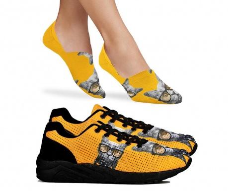 Gracie Női sportcipő és zokni