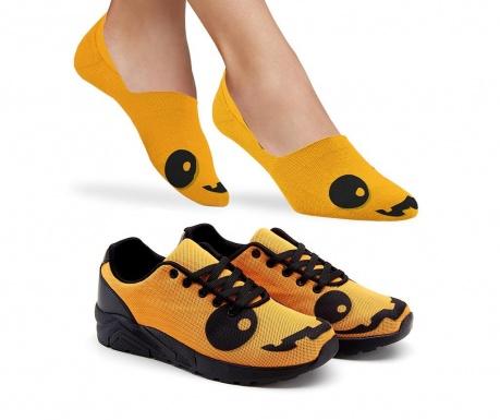 Alisha Női sportcipő és zokni