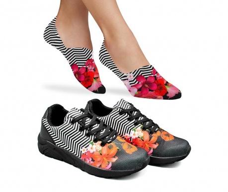 Keane Női sportcipő és zokni