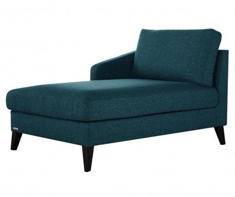 Lehátko do obýváku levostranné Muse  Turquoise