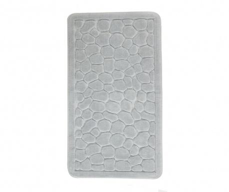 Covoras de baie Stone Grey 70x120 cm