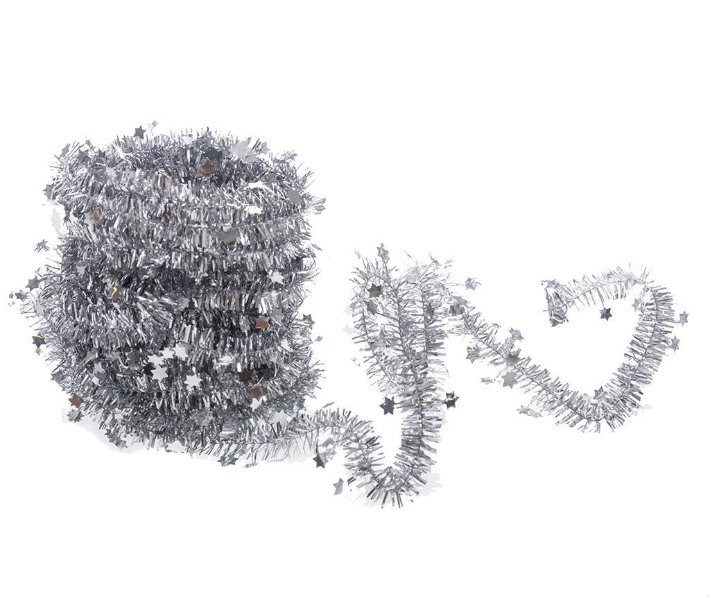 Ghirlanda Silver Stars