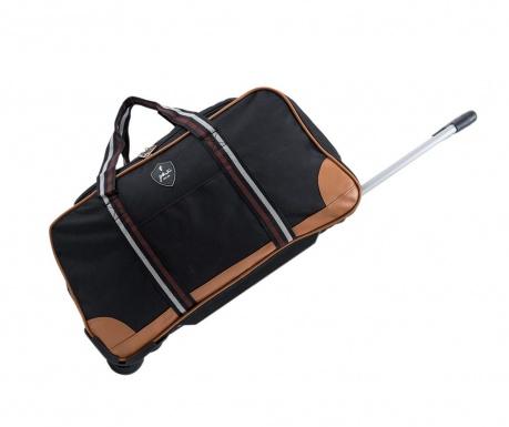 Tσάντα ταξιδιού Jasper Black