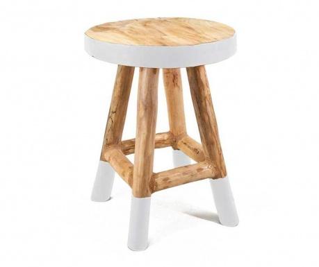 Židlička Marsella Natural White