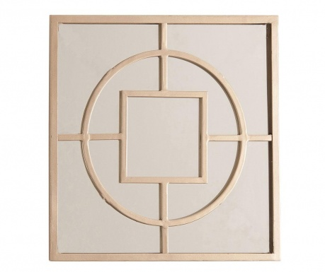 Декорация с огледало Futura Square