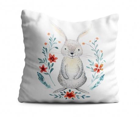 Okrasna blazina Rabbit 43x43 cm