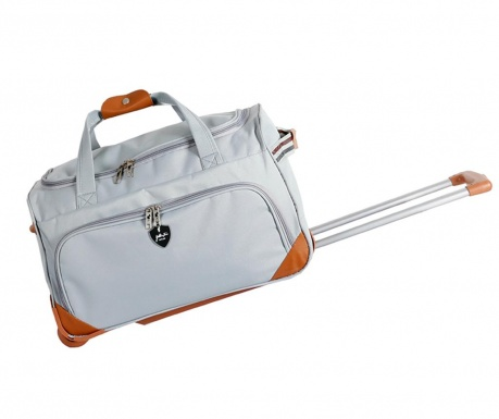 Tσάντα ταξιδιού Alexander Silver