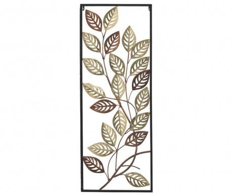 Leaves Golden Copper Fali dekoráció