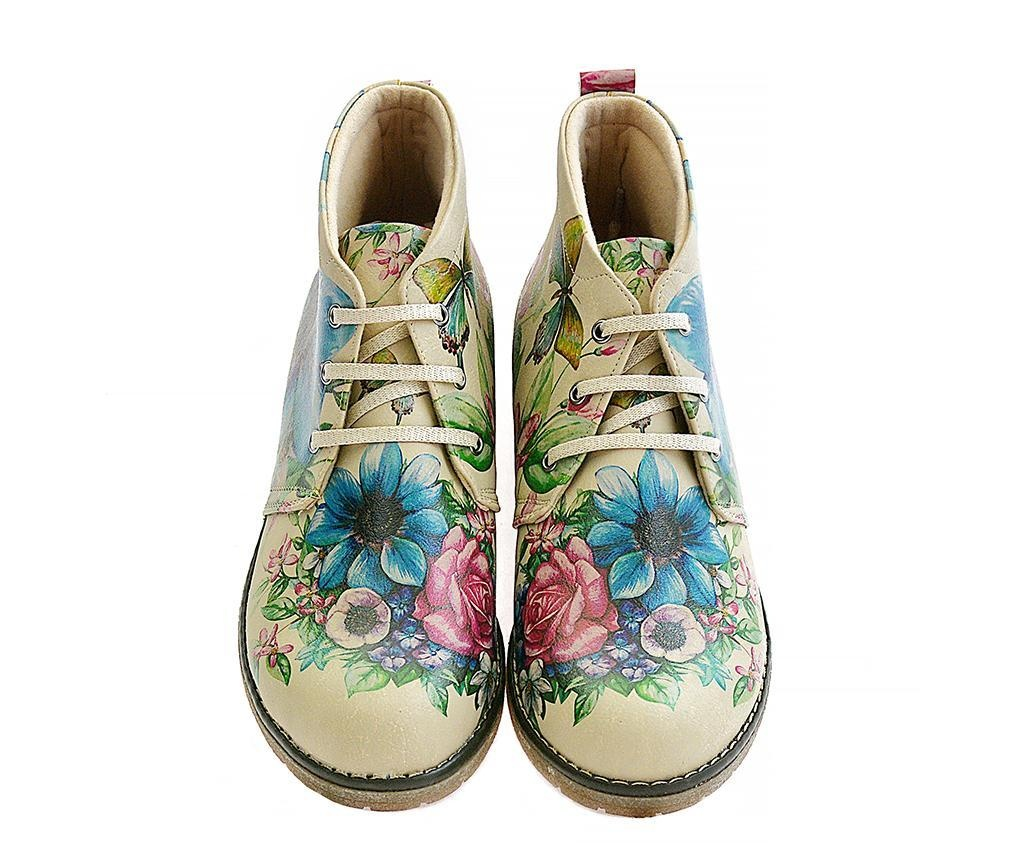 Дамски боти Butterfly and Flowers 39