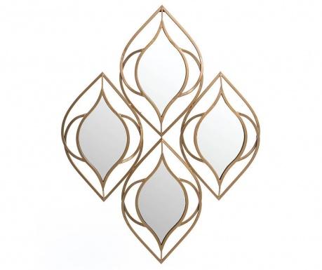 Decoratiune de perete cu oglinda Caleb