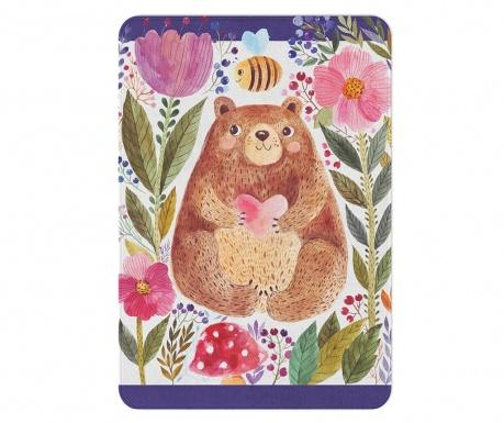 Koberec Bear Love 100x140 cm