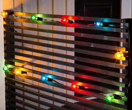 Ghirlanda luminoasa pentru exterior Elrara 700 cm