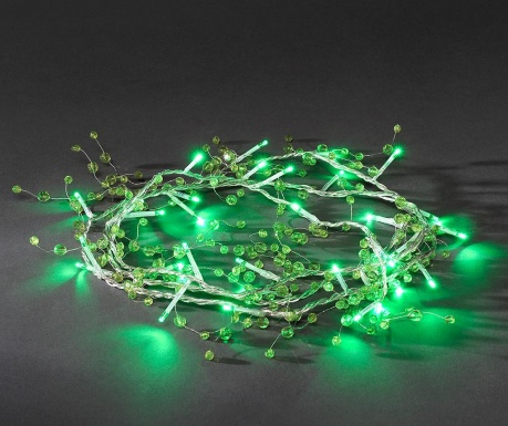 Светеща гирлянда Elvy Green 700 см