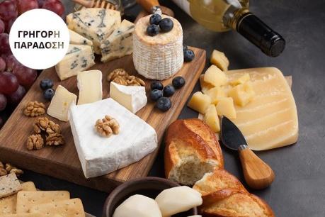 Τυρί και κρασί