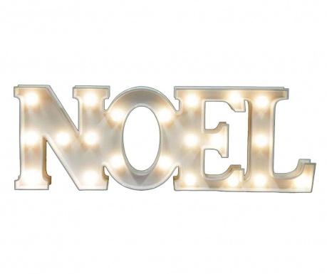 Decoratiune luminoasa de perete Noel