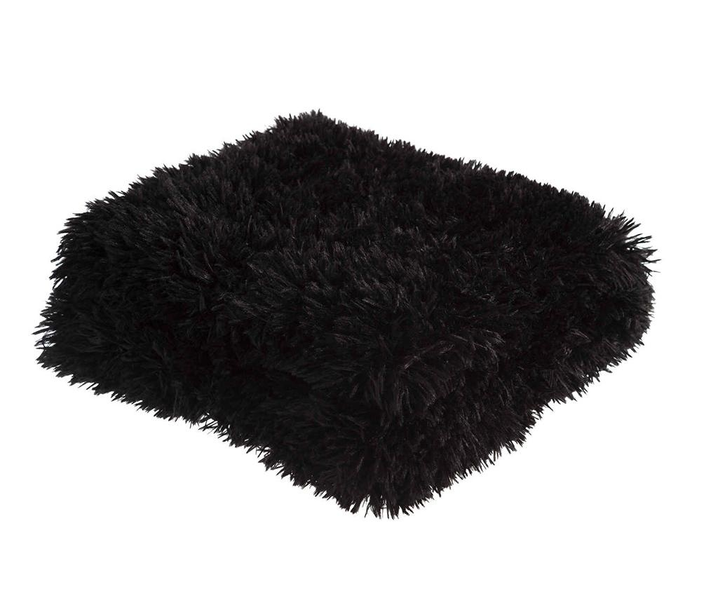 Pled Zaffer Black 130x170 cm