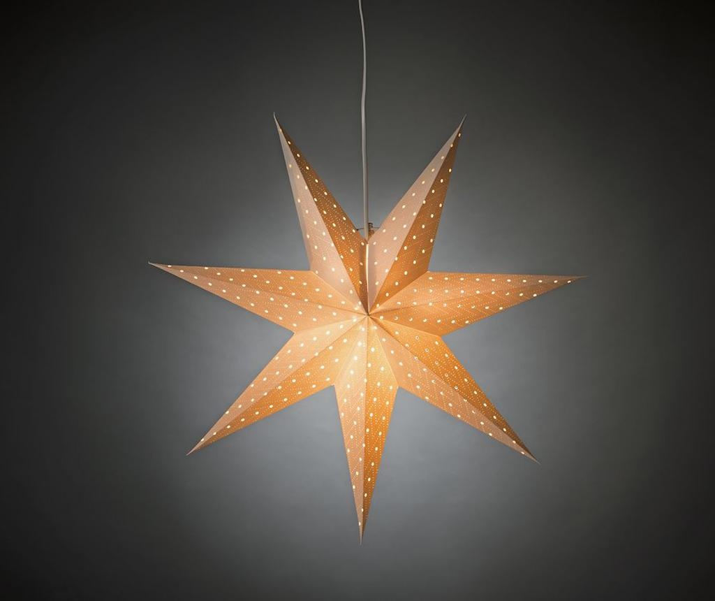 Decoratiune luminoasa suspendabila Paper Star