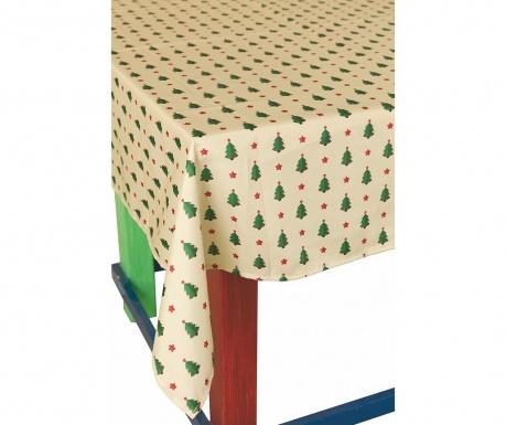 Fata de masa Christmas Trees 140x140 cm