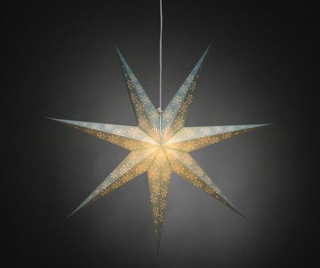 Blue Star Felfüggeszthető fénydekoráció