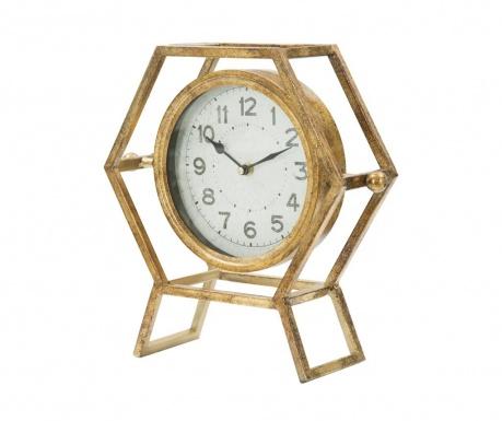 Stolové hodiny Glam Geometric