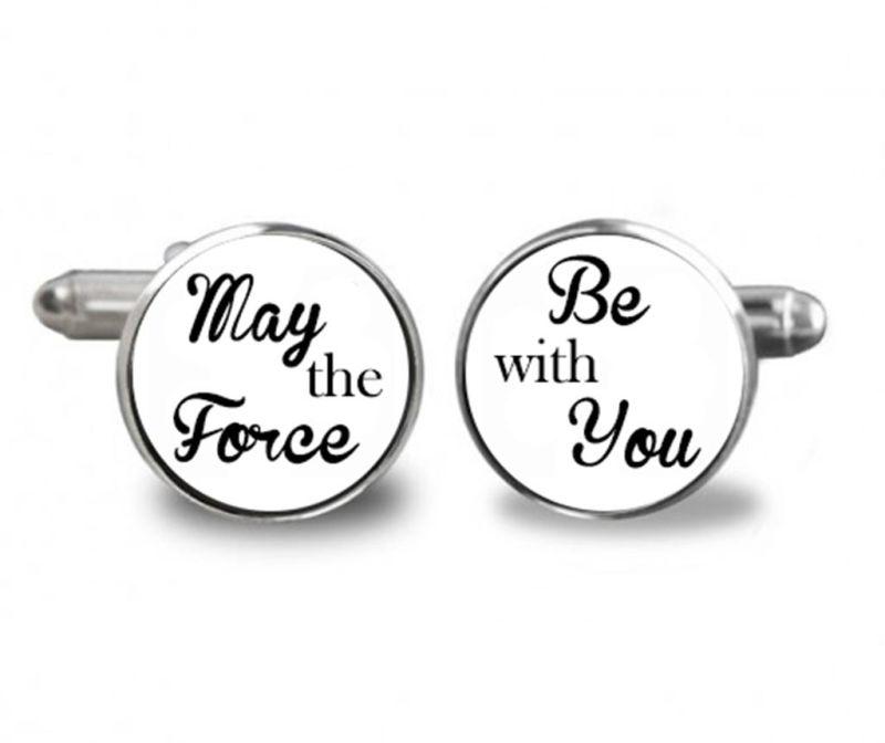 Butoni camasa May the Force