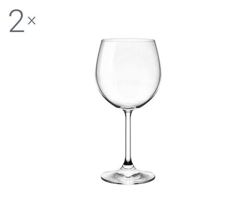 Set 2 kozarcev za vino Barolo 375 ml
