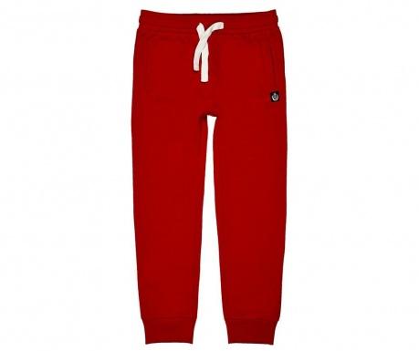 Otroške športne hlače Crosby Red 7-8 let