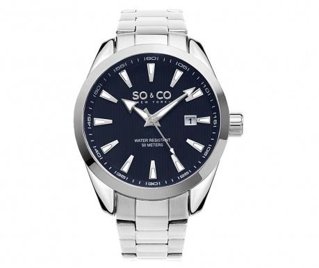 Muški ručni sat So&Co Madison Blue Silver